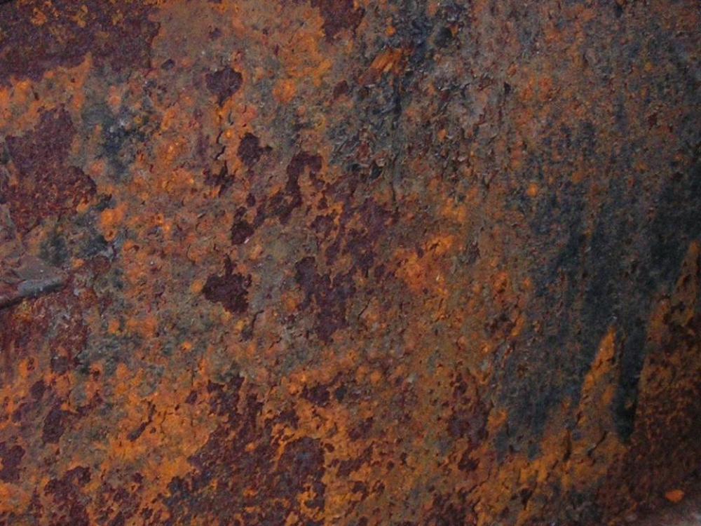 Metal Rust Worn Texture Image Finder