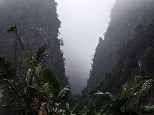 Một thung lũng Valley in Vietnam free photo