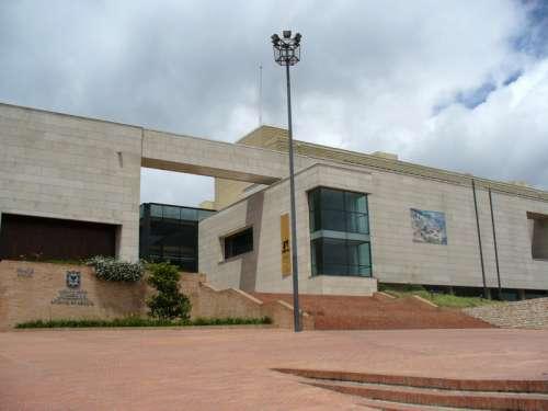 Archivo Distrital de Bogotá in Colombia free photo