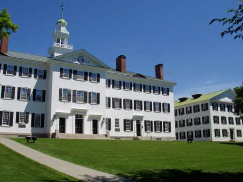 Dartmouth College in Portsmouth, New Hampshire free photo