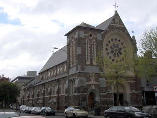 Dominican Church of Holy Cross in Tralee, Ireland free photo