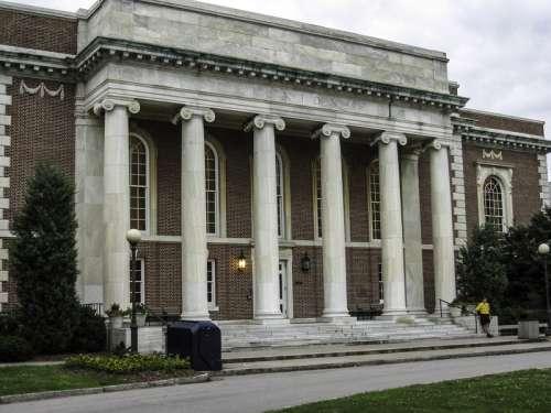 East Campus Union Building at Duke University, North Carolina free photo