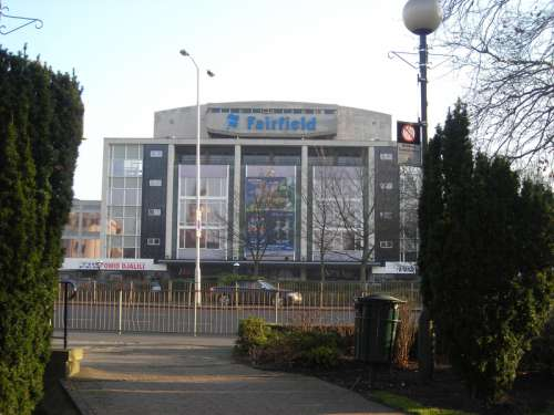 Fairfield Halls in Central Croydon, England free photo