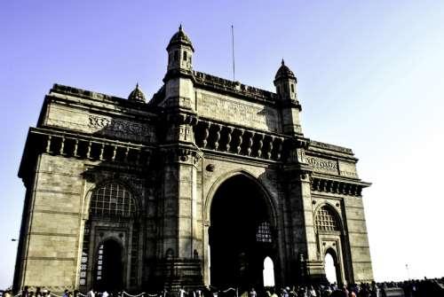 Gateway of India in Mumbai free photo