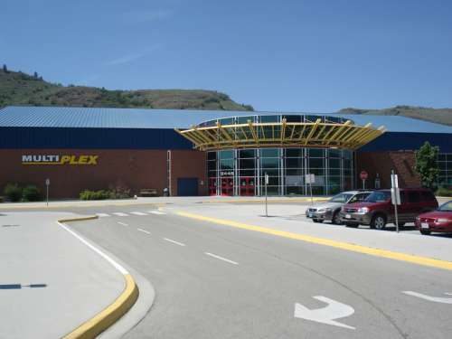 Kal Tire Place in Vernon, British Columbia, Canada free photo