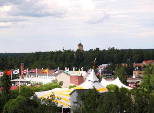 Kaustinen Folk Music Festival in Finland free photo