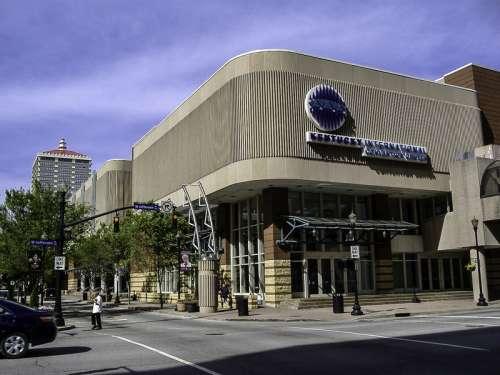 Kentucky National Convention Center in Louisville, Kentucky free photo