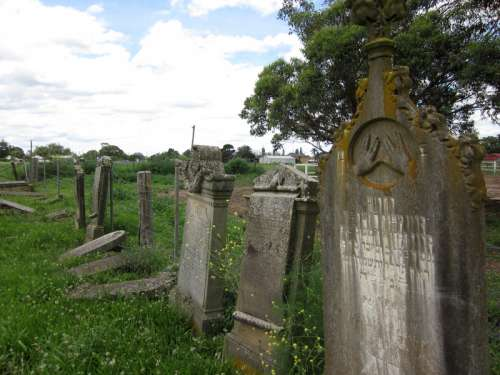Maitland's Jewish Cemetery in New South Wales, Australia free photo