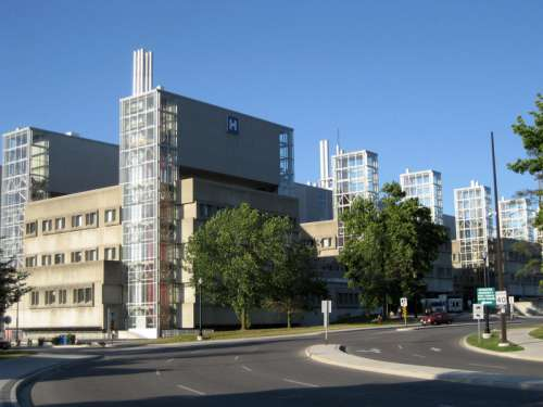 McMaster University Medical Centre in Hamilton, Ontario, Canada free photo