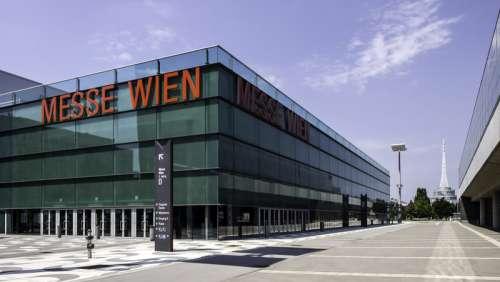 Messe Wien Congress Center in Vienna, Austria free photo