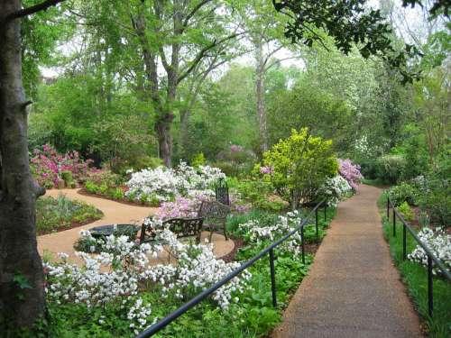 Mynelle Gardens in Jackson, Mississippi free photo