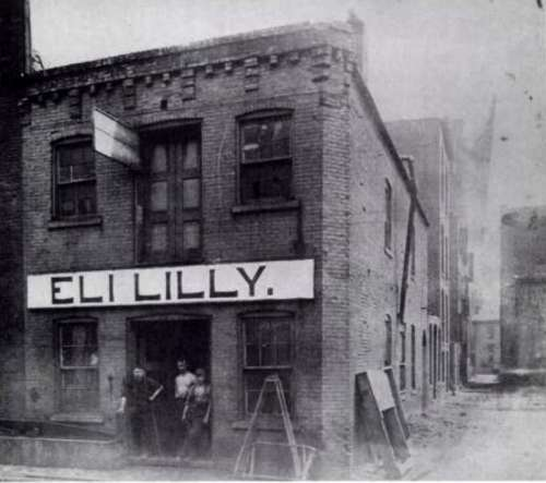 Pharmaceutical giant Eli Lilly and Company in Indianapolis, Indiana free photo