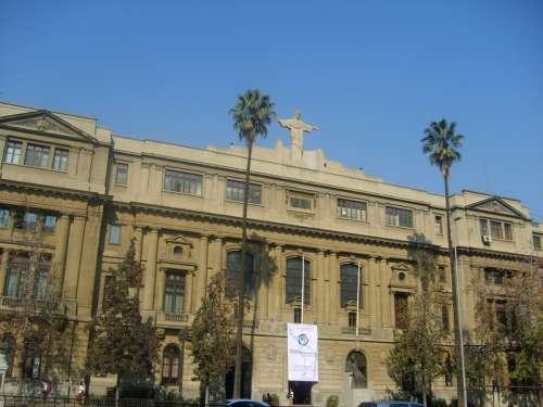 Pontificia Universidad Católica de Chile in Santiago free photo