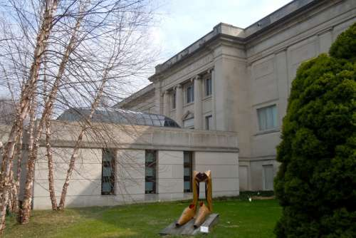 Reading Art Museum in Pennsylvania free photo