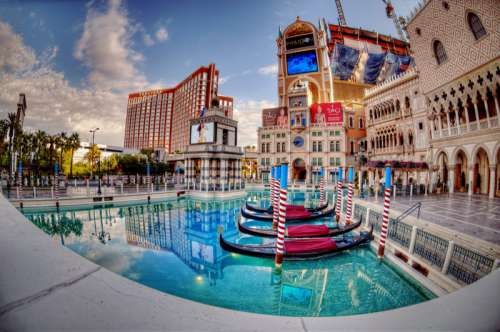 Resorts and Hotels in Las Vegas, Nevada free photo