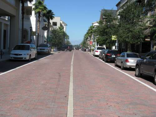 Road in Orlando, Florida free photo