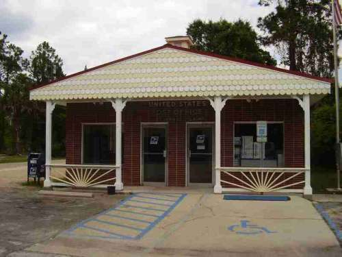 St. Marks post office in Florida free photo