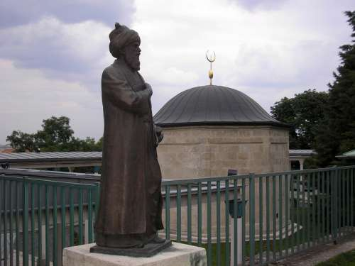 Tomb of Gül Baba in Budapest, Hungary free photo