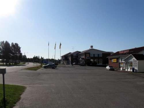 Town Center of Savukoski, Finland free photo