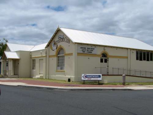Weld Hall in Busselton, Western Australia free photo