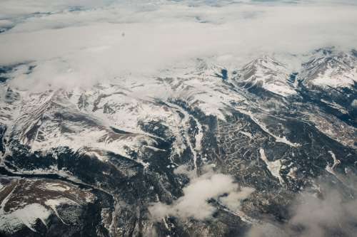colorado mountains travel