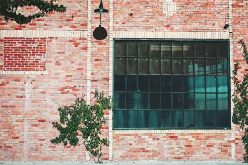 brick industrial