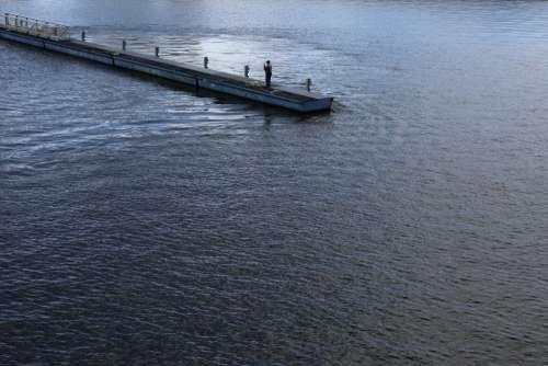 Dock Worker Drifting