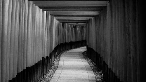 Traditional corridor
