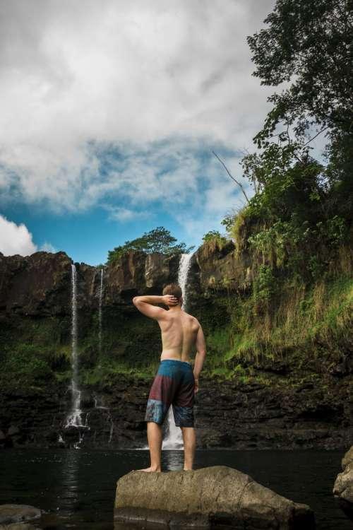 Exploration in hawaii
