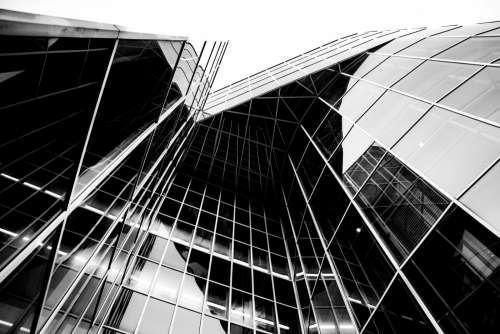 Glass Building