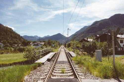Vintage rails