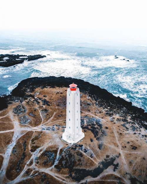 Light House Top View