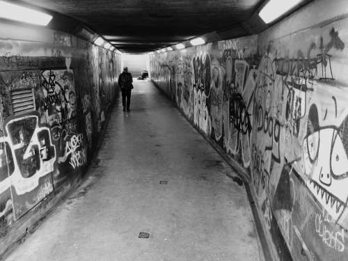 Belfast Underpass