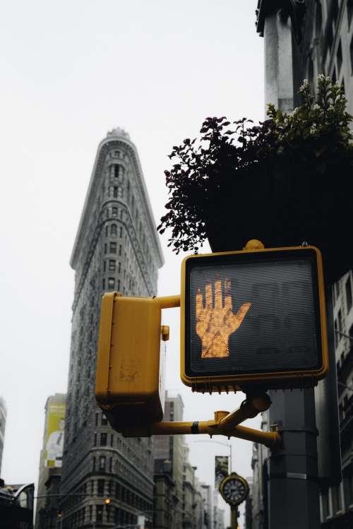 Crosswalk Indicator
