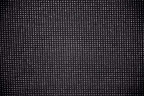 Black Yoga Exercise Mat Texture