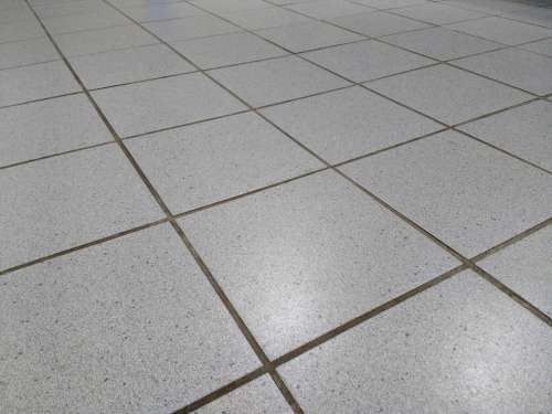Ceramic Tile Foor