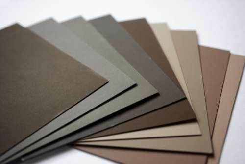 Color Samples – Brown