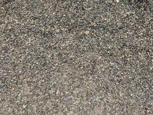 Gray Gravel Texture