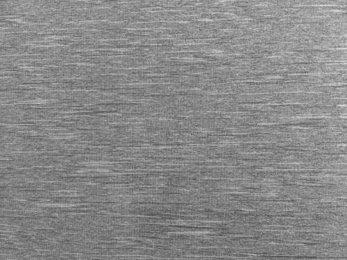 Gray Variegated Knit Fabric Texture