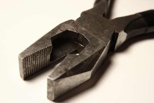 Pliers Close Up