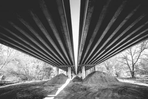Two Long Ways: Under Highway