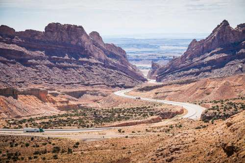 American Interstate in Utah #2