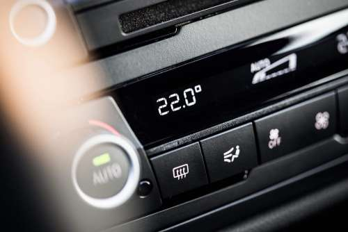 Automatic Air Conditioning in a Car
