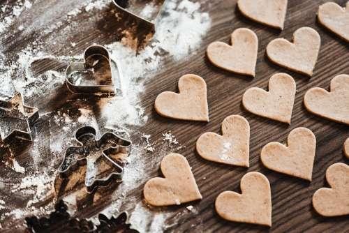 Christmas Baking: Lovely Yummy Hearts