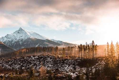 Krivan Mountain, Slovakia