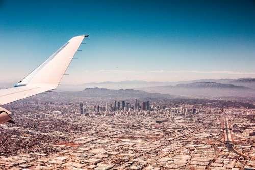 Los Angeles City, California