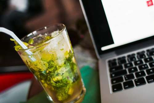 Mojito with a Laptop