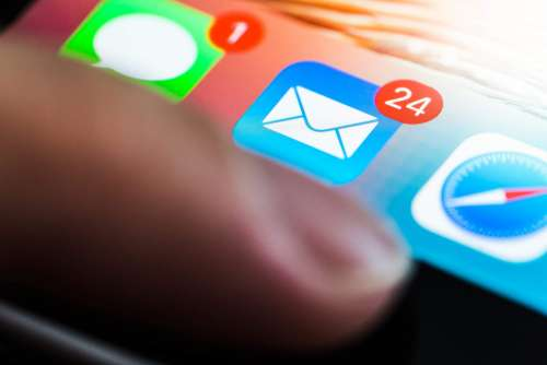 Notifications in Email & Messages Apps Zero Inbox