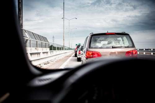 Stuck in a Traffic Jam