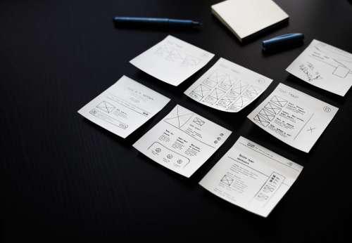 Webdesigner's Sticky Notes
